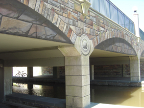 Carroll Creek Bridge