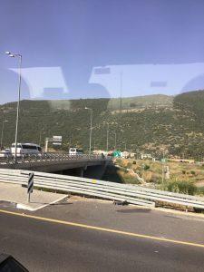 Carmel mountain range